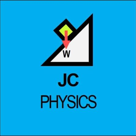 JC Physics topics