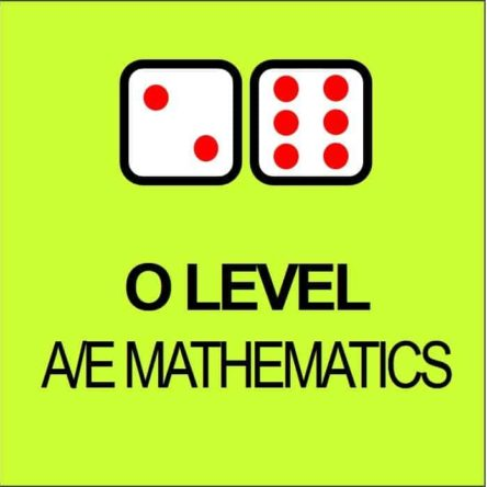 O Level Additional & Elementary Maths Topics