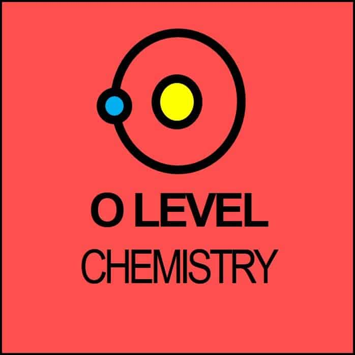 O level chemistry by ingel soong o level chemistry topics urtaz Image collections