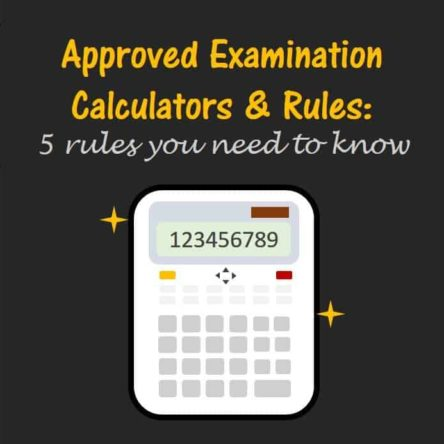 MOE SEAB Approved Calculator List: Ignore These 5 Calculator Rules & You Might Be Barred From Taking Your Examinations