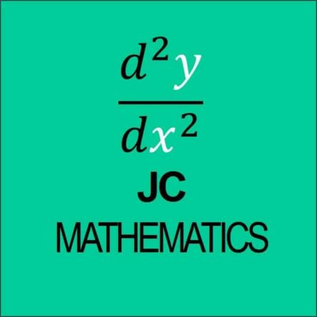 JC Mathematics topics