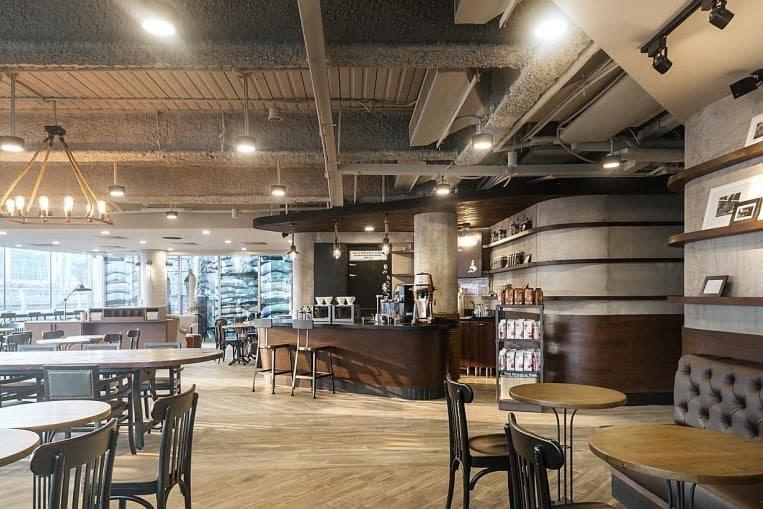 Quietest Starbucks in Singapore