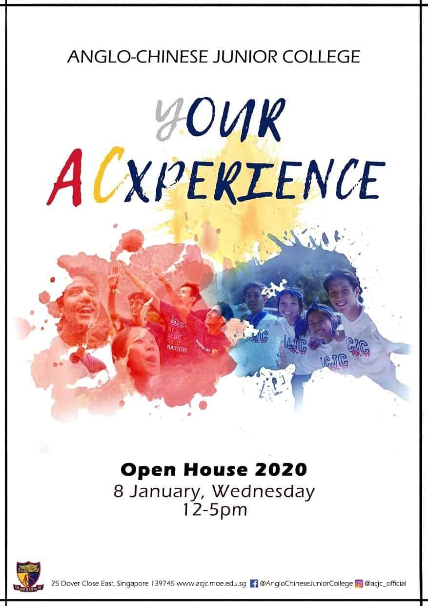 ACJC Open House 2020