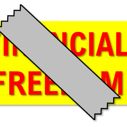 Duct Tape Art Financial Freedom