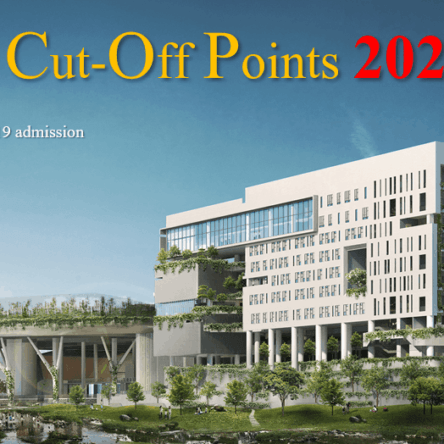 JC Cut Off Points 2020