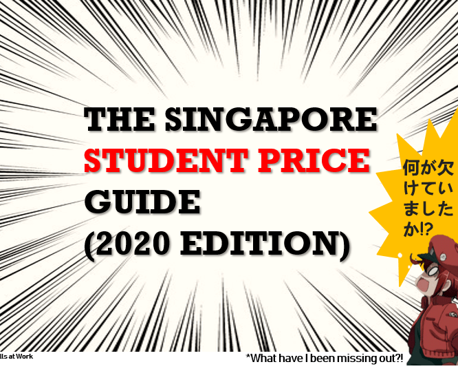 Singapore Student Price