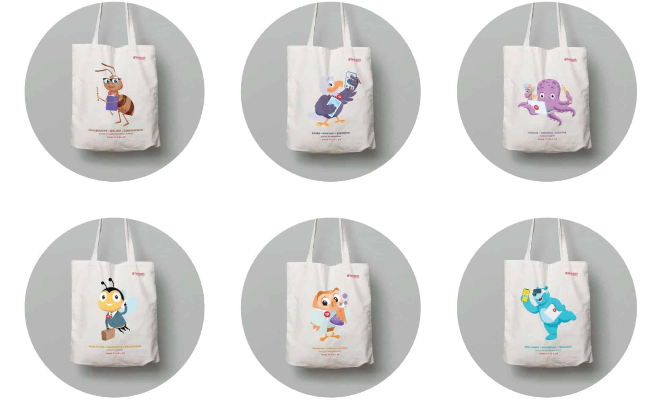 TP Tote Bags