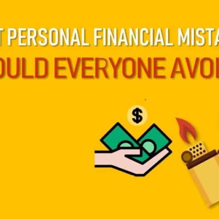 What Personal Finance Mistakes Should Everyone Avoid