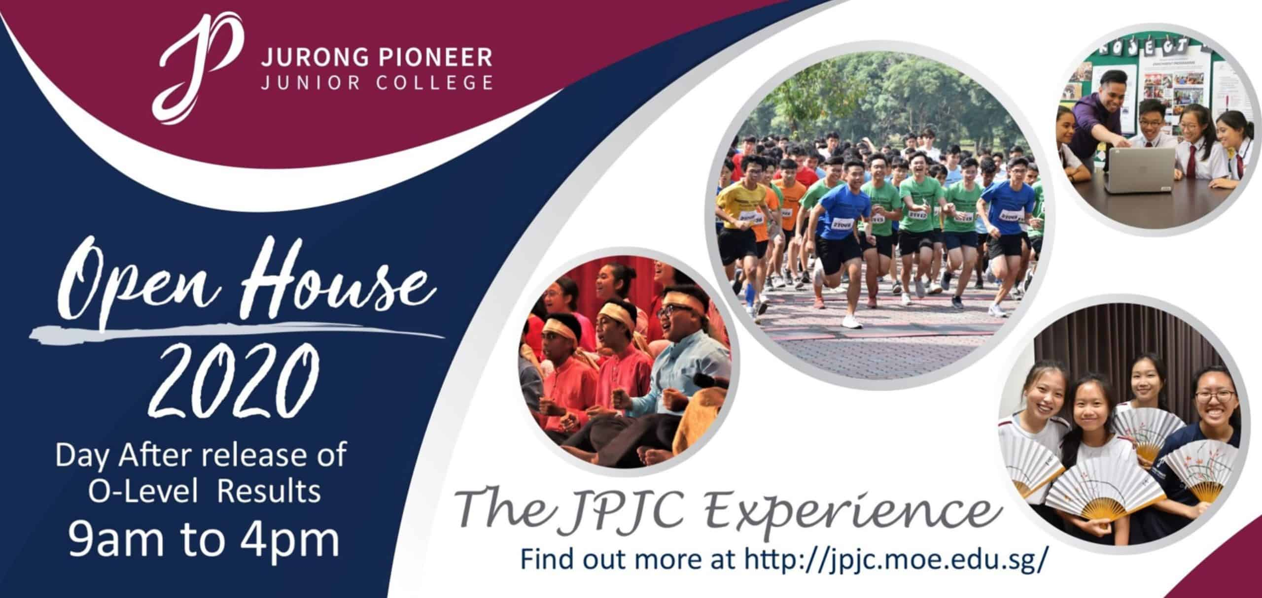 JPJC Open House