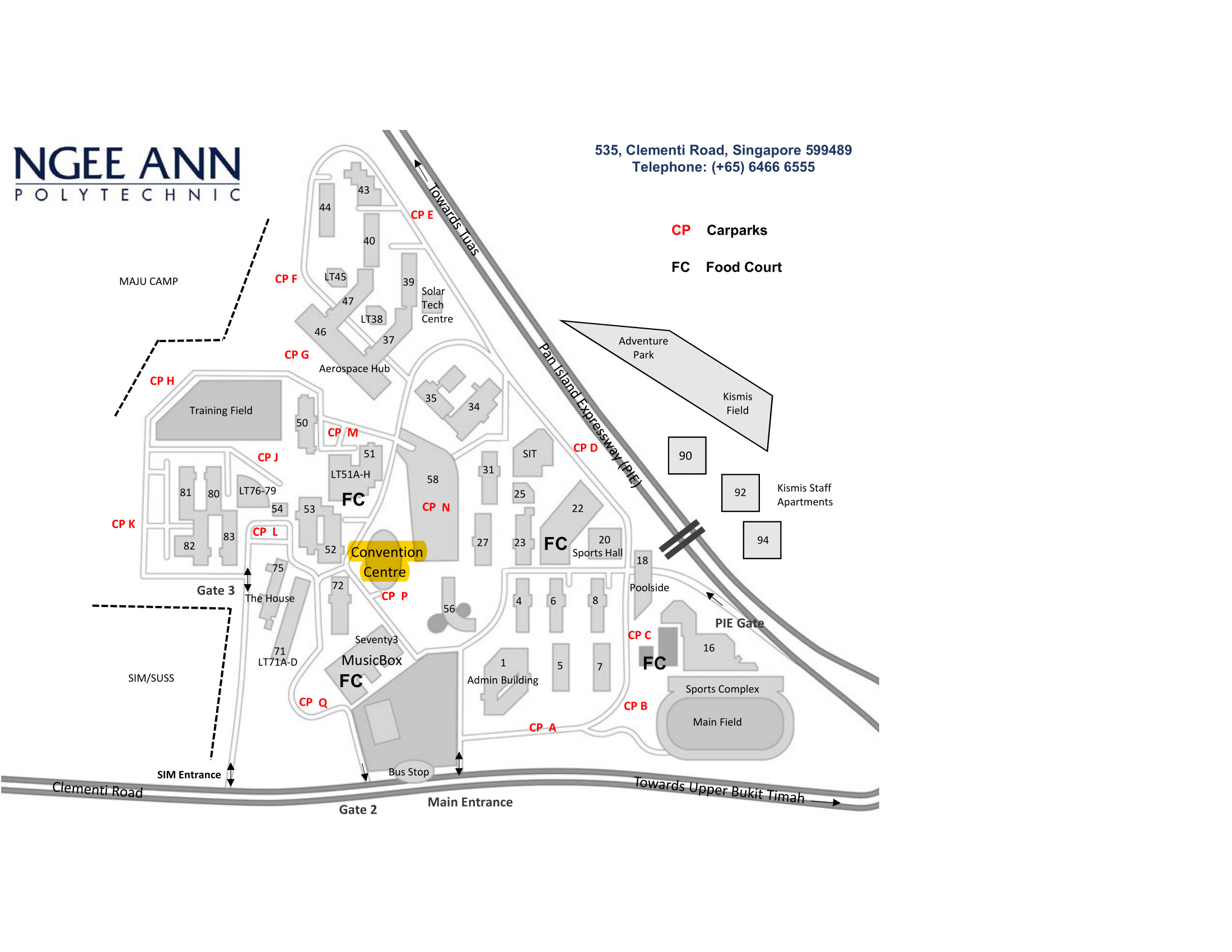 NP Map