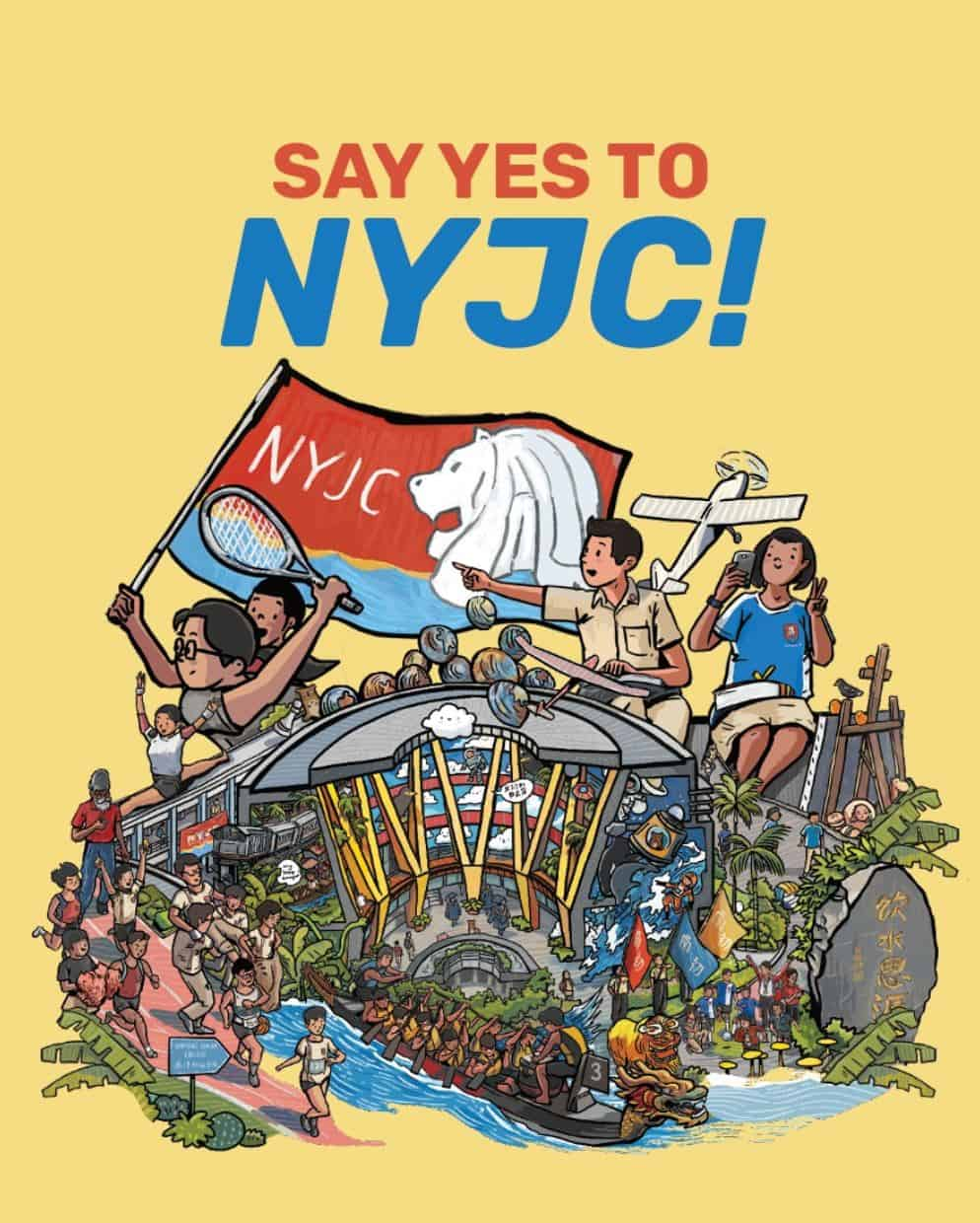 NYJC Open House