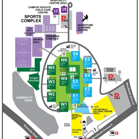 RP Map