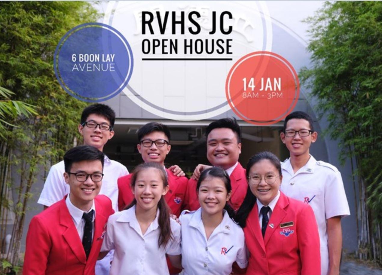 RVHS JC Open House 2020