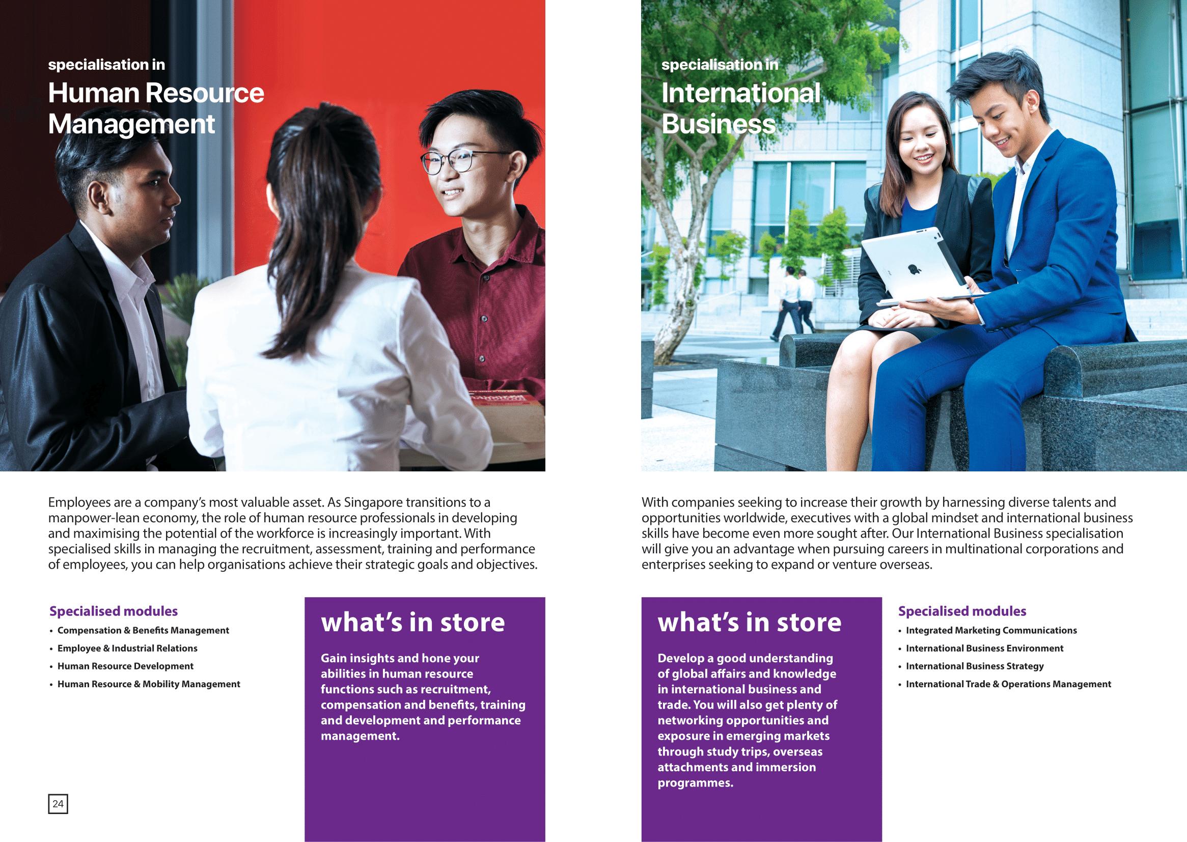 School of Business Management 2020-14