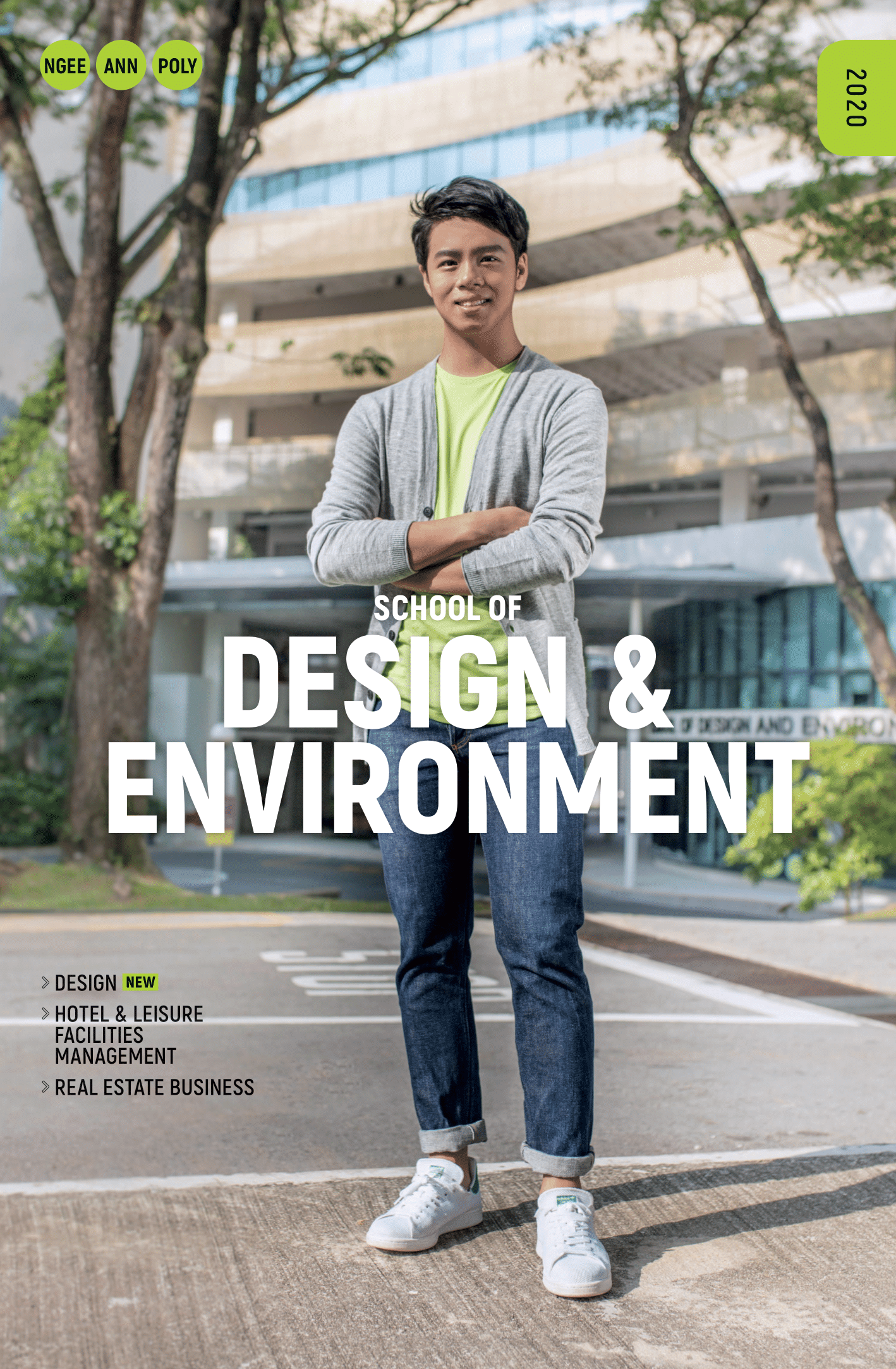 School of Design and Environment 2020-01