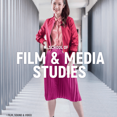 School of Film and Media Studies 2020-01