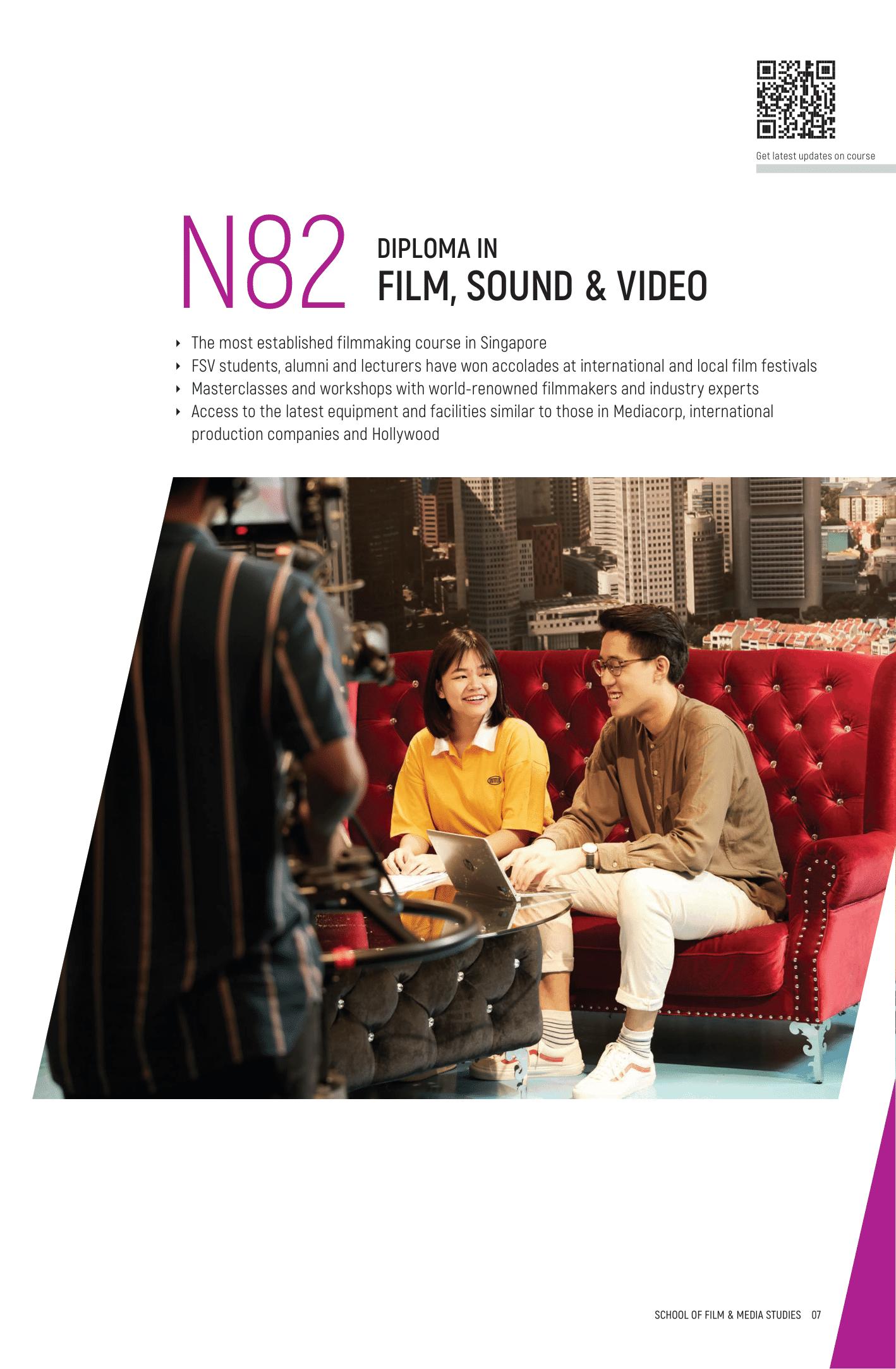 School of Film and Media Studies 2020-09