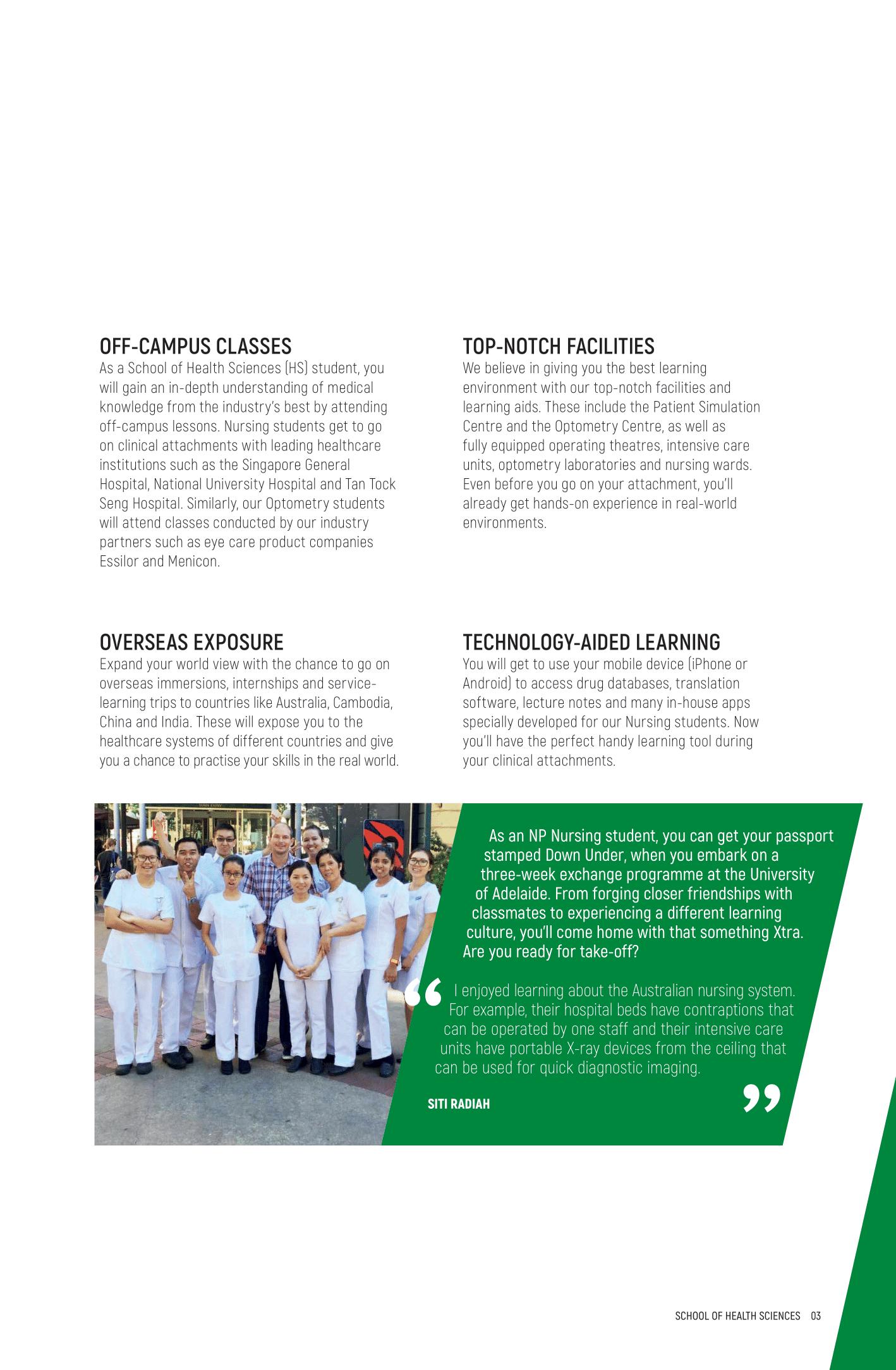 School of Health Sciences 2020-05