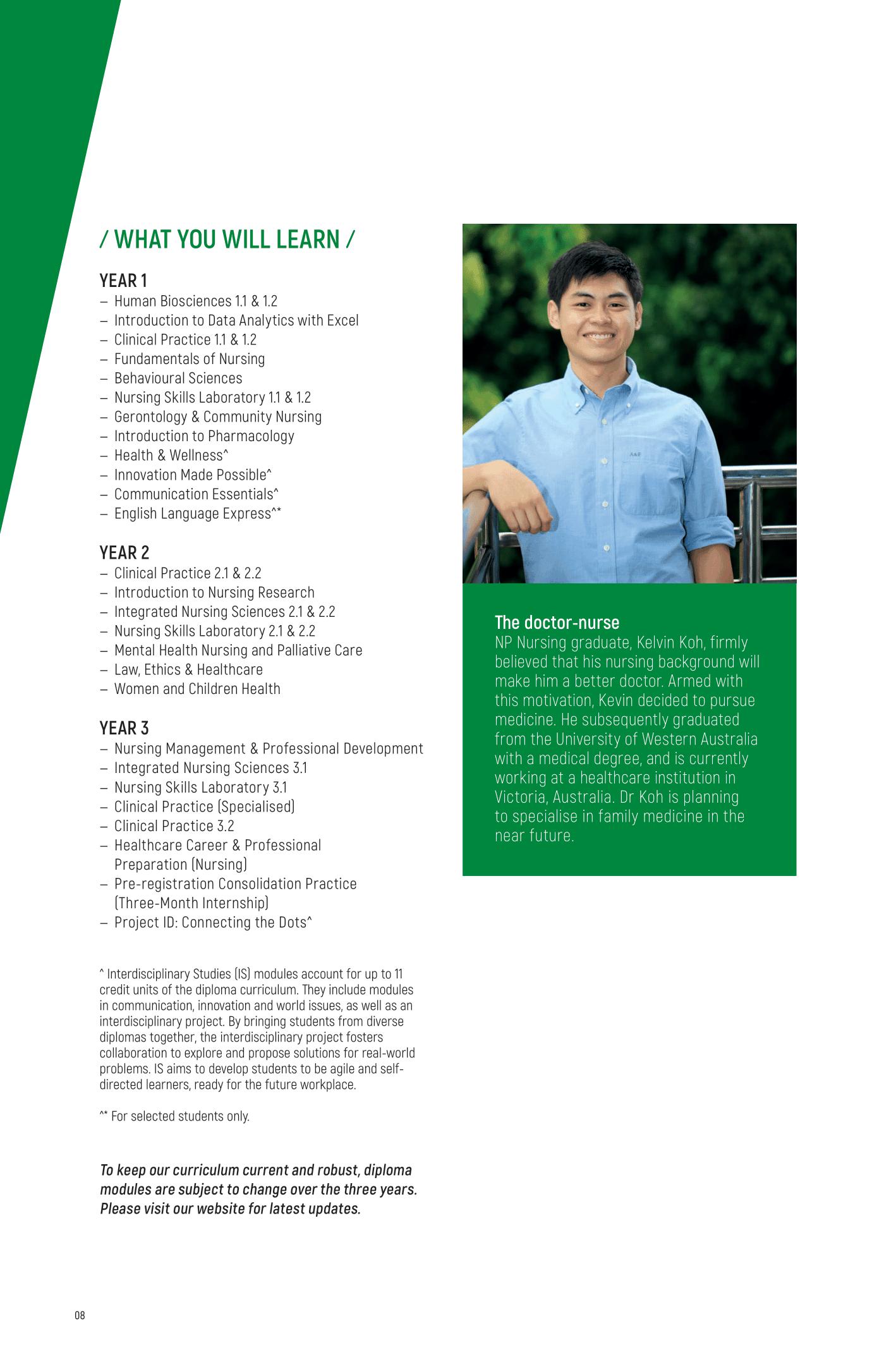 School of Health Sciences 2020-10