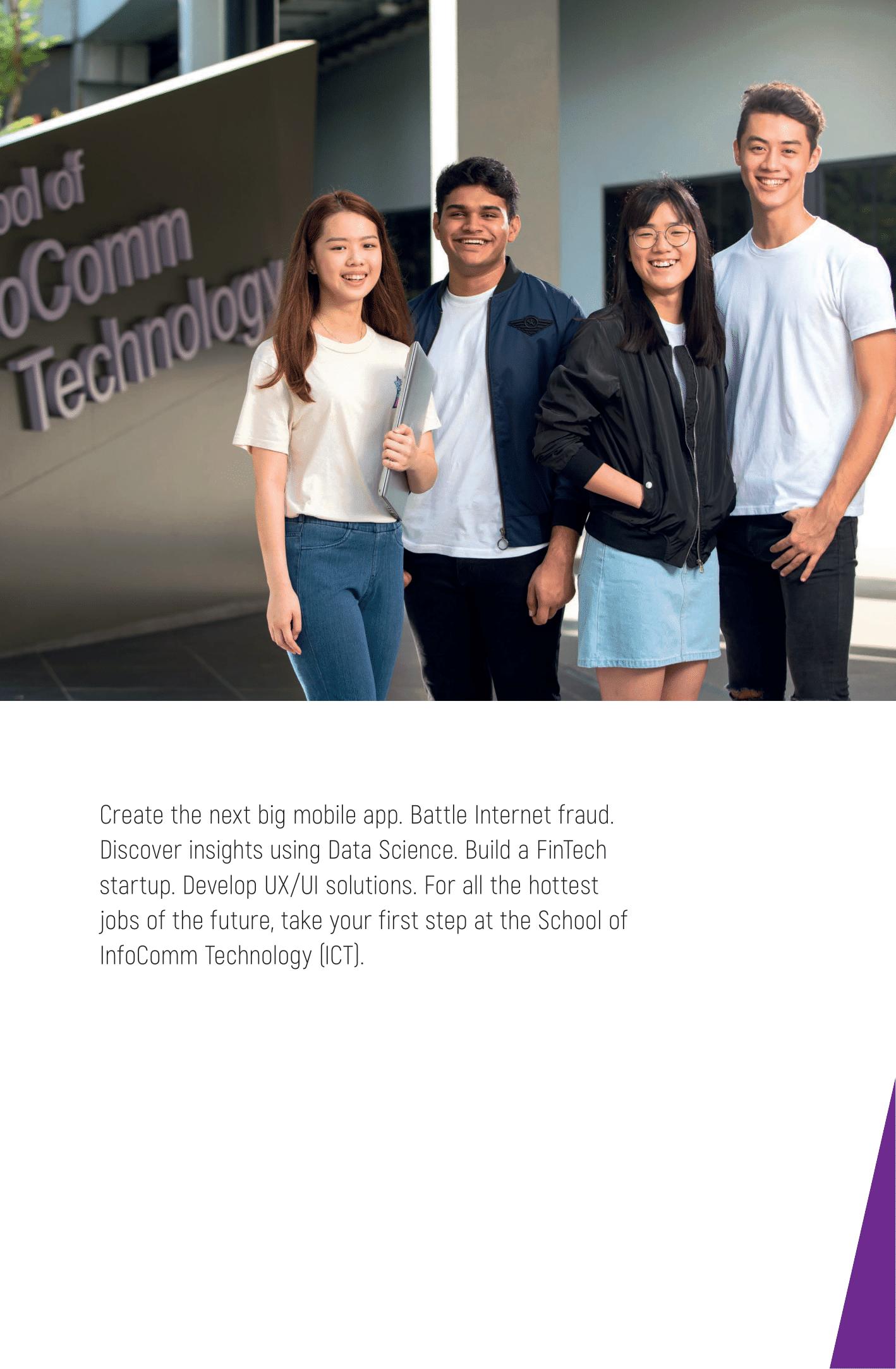 School of Infocomm Technology 2020-3