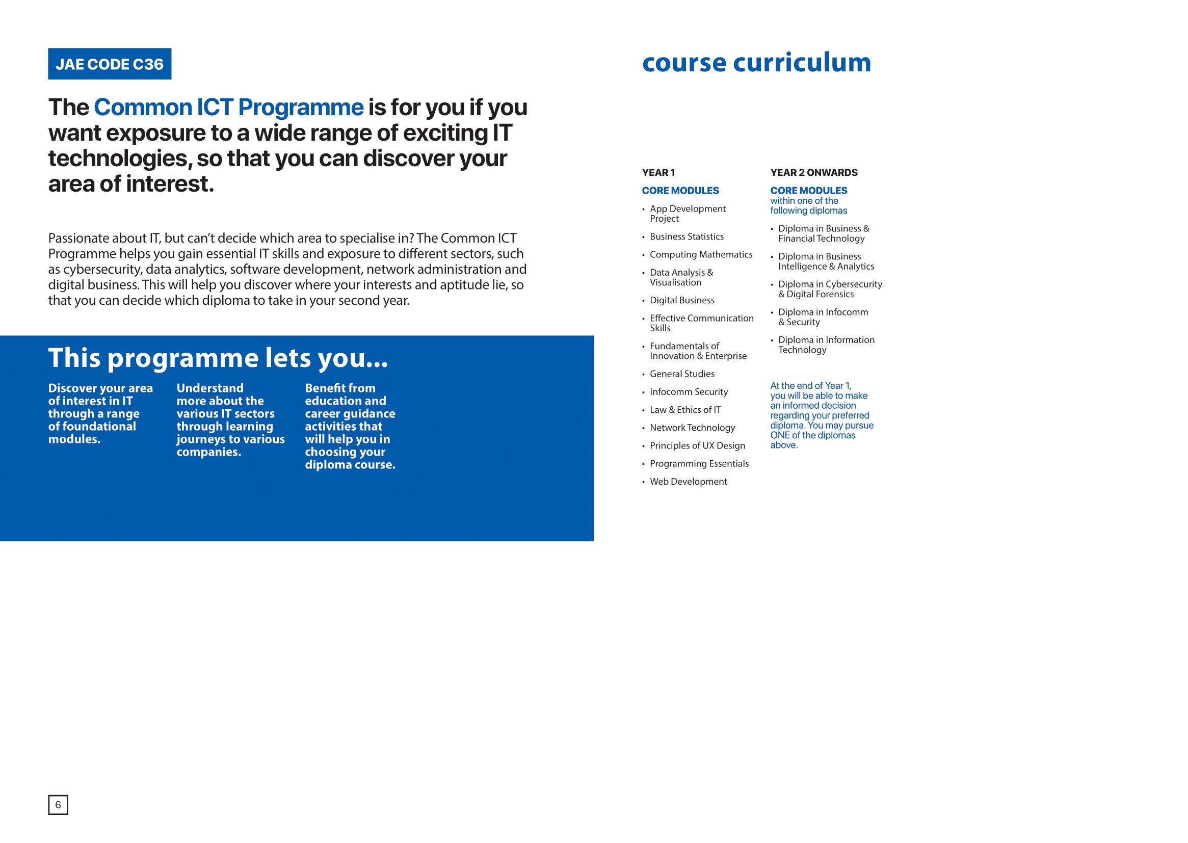 School of Information Technology 2020-05