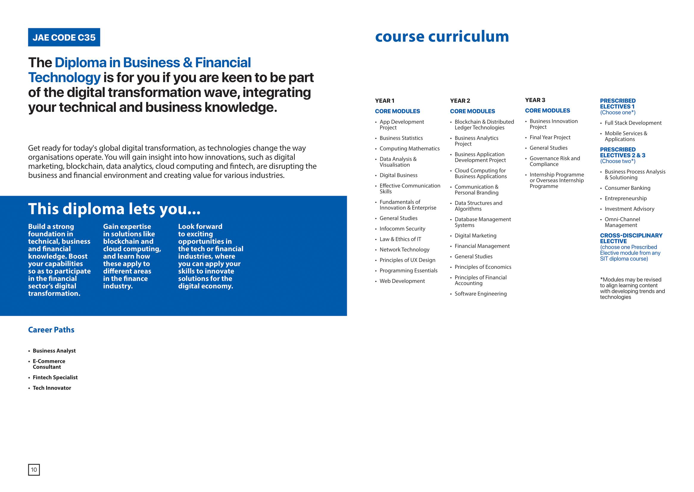 School of Information Technology 2020-07