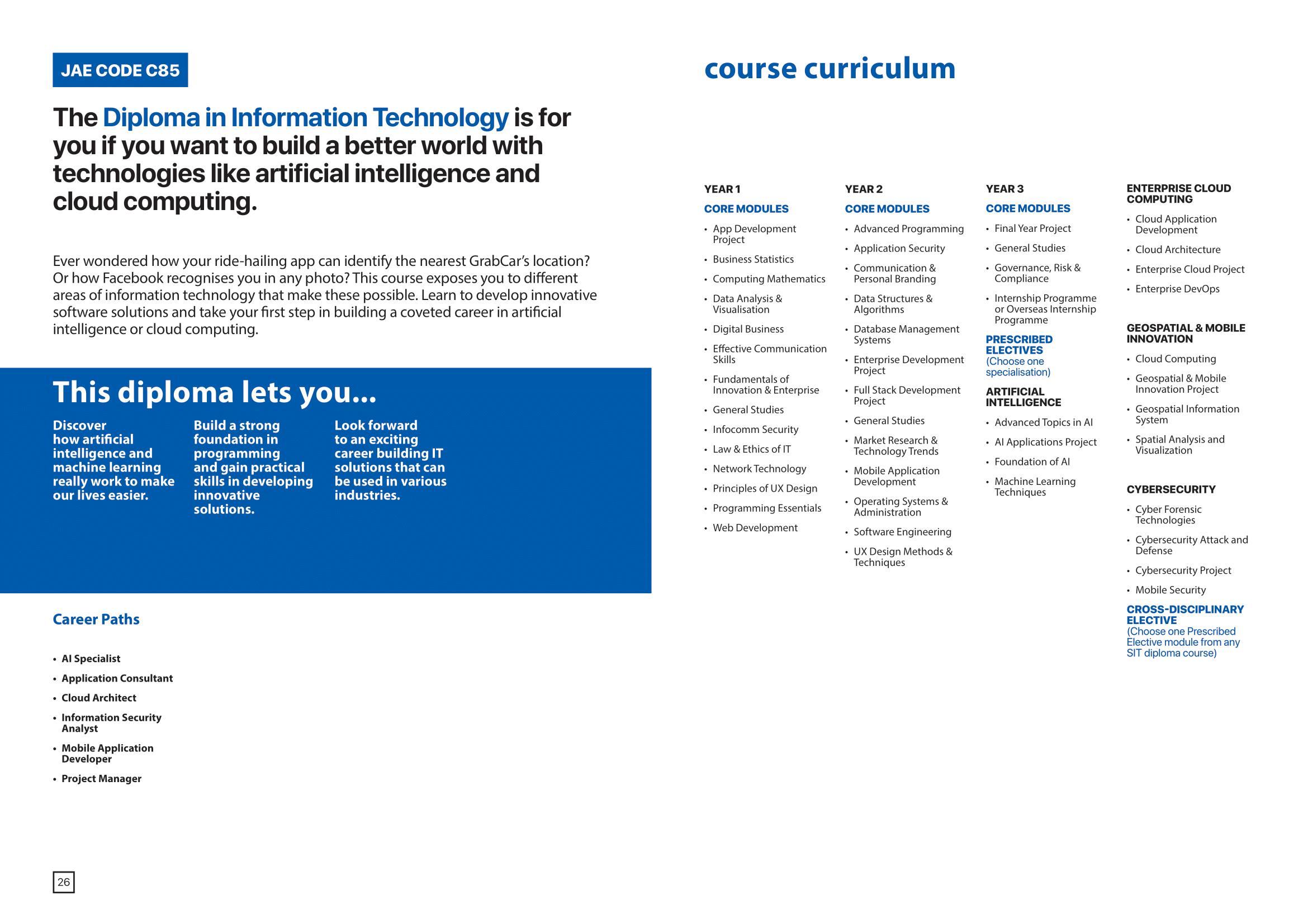 School of Information Technology 2020-15