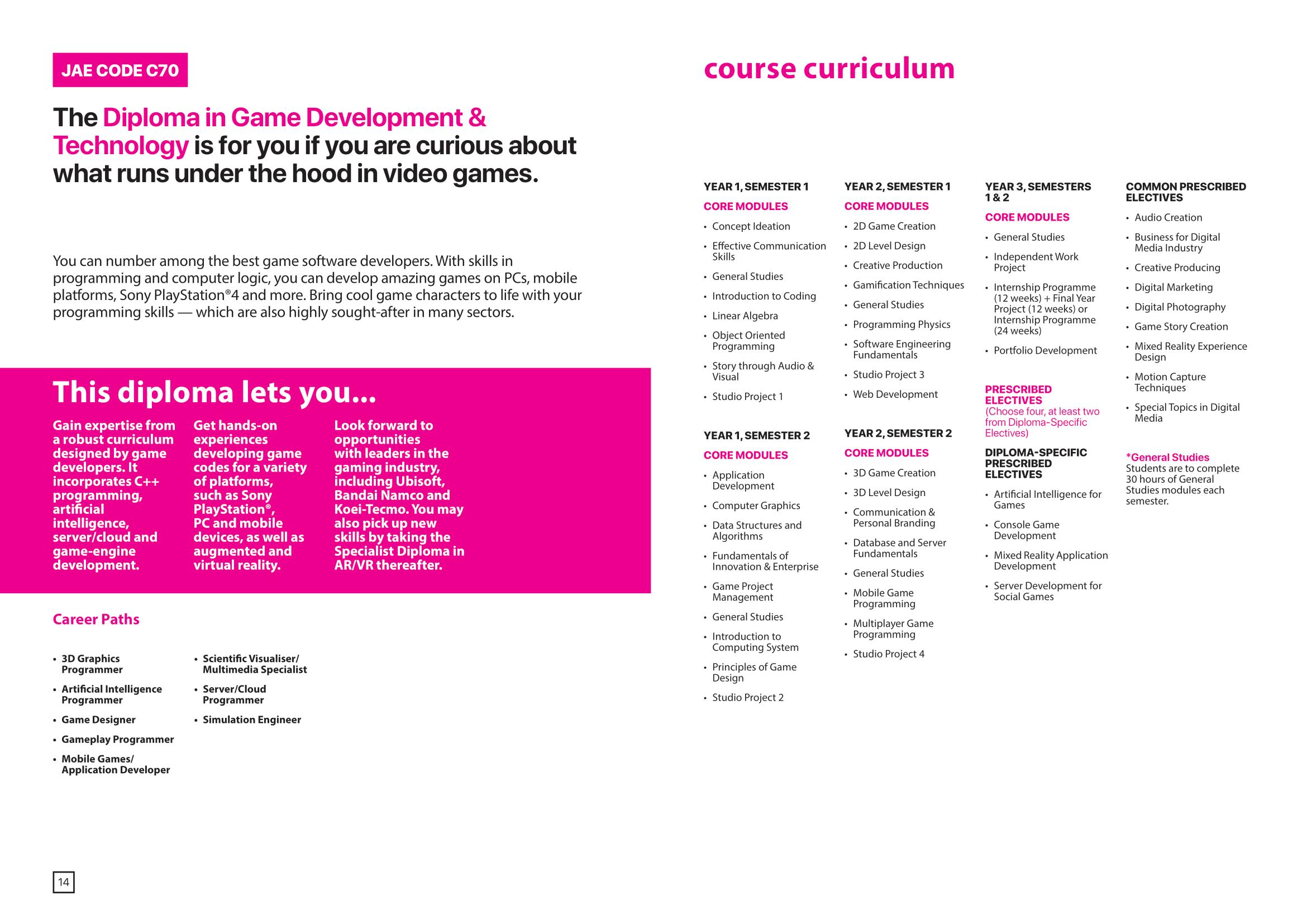 School of Interactive and Digital Media 2020-09