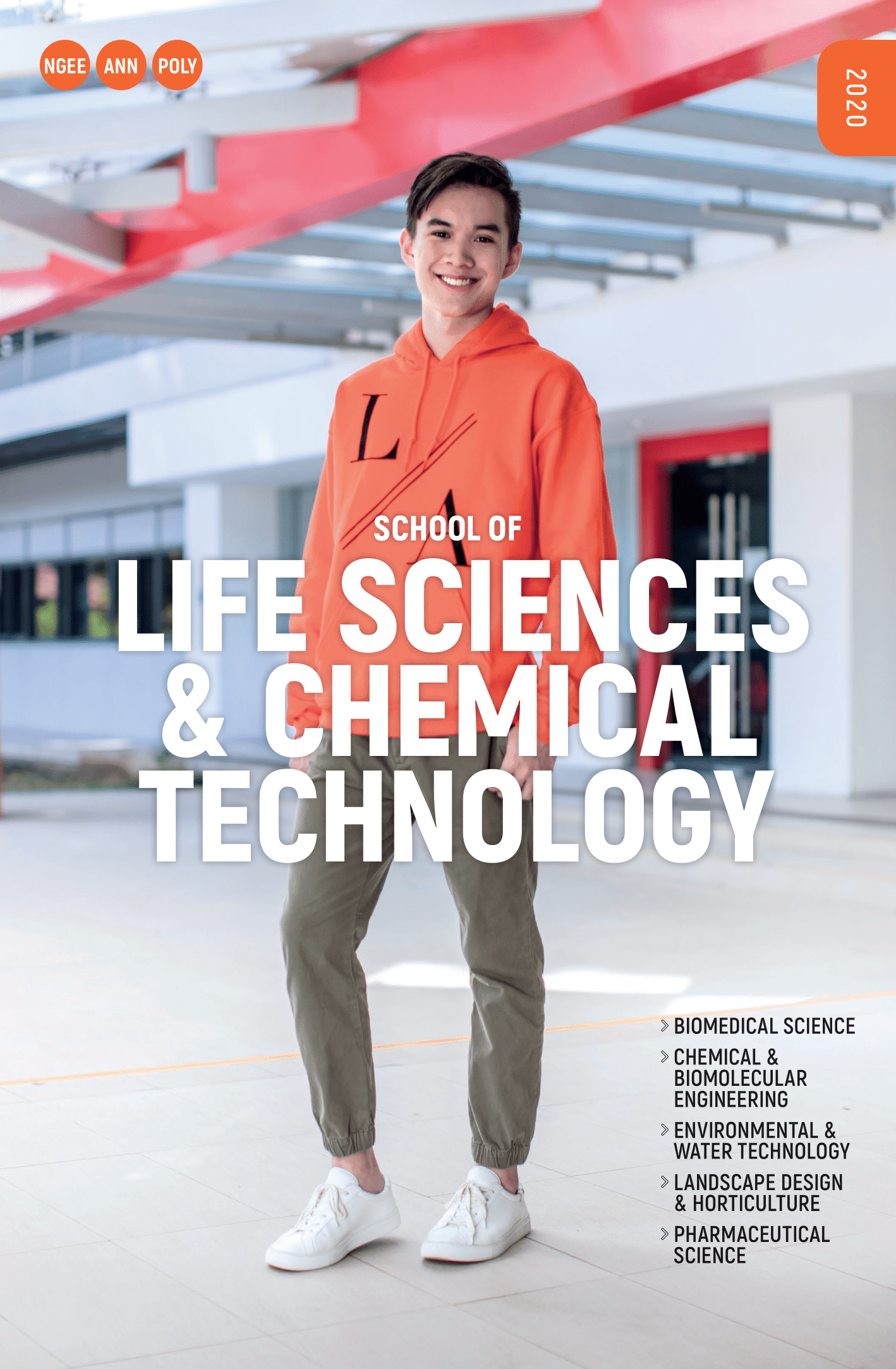 School of Life Sciences and Chemical Technology 2020-01