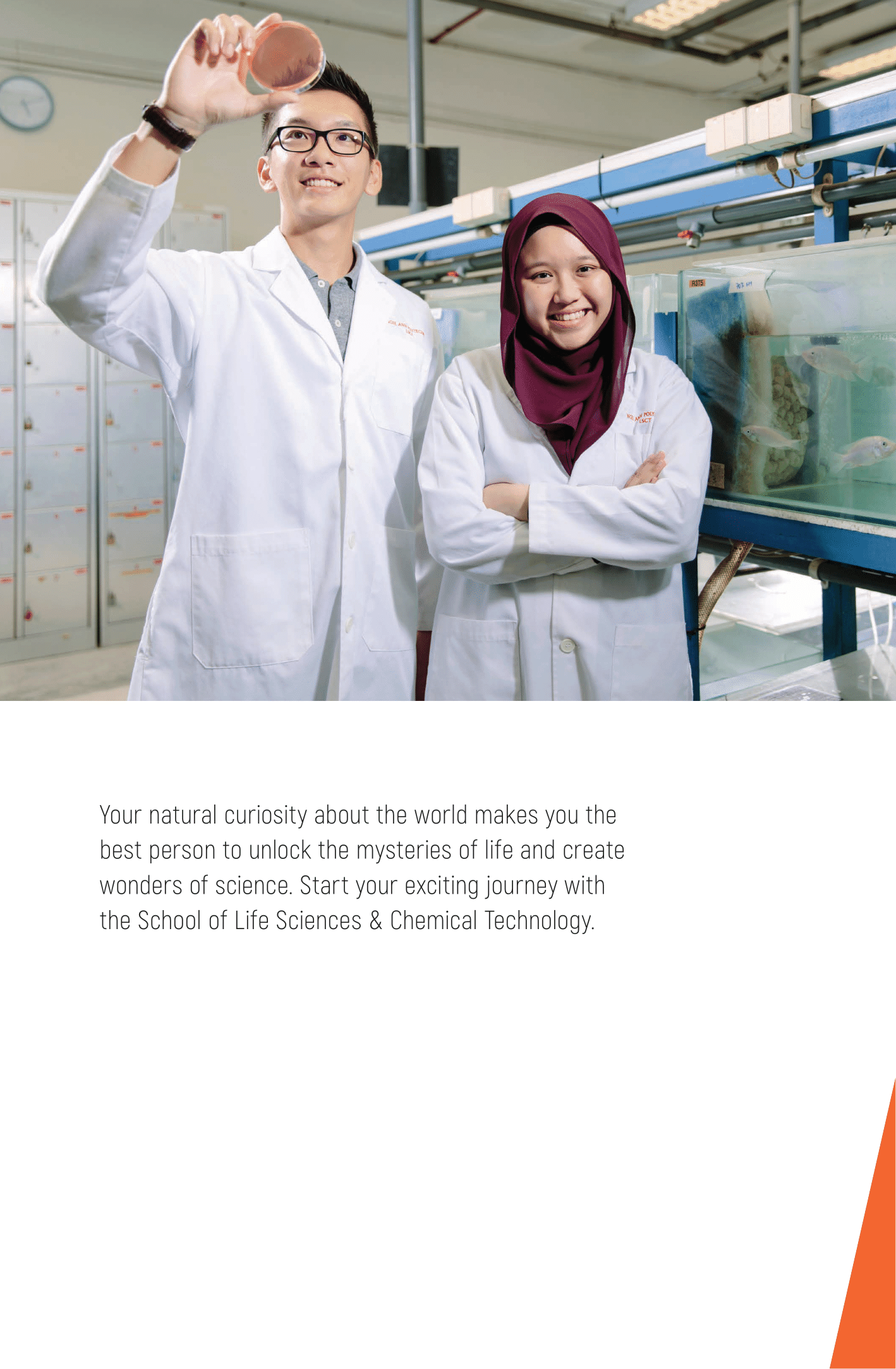 School of Life Sciences and Chemical Technology 2020-03
