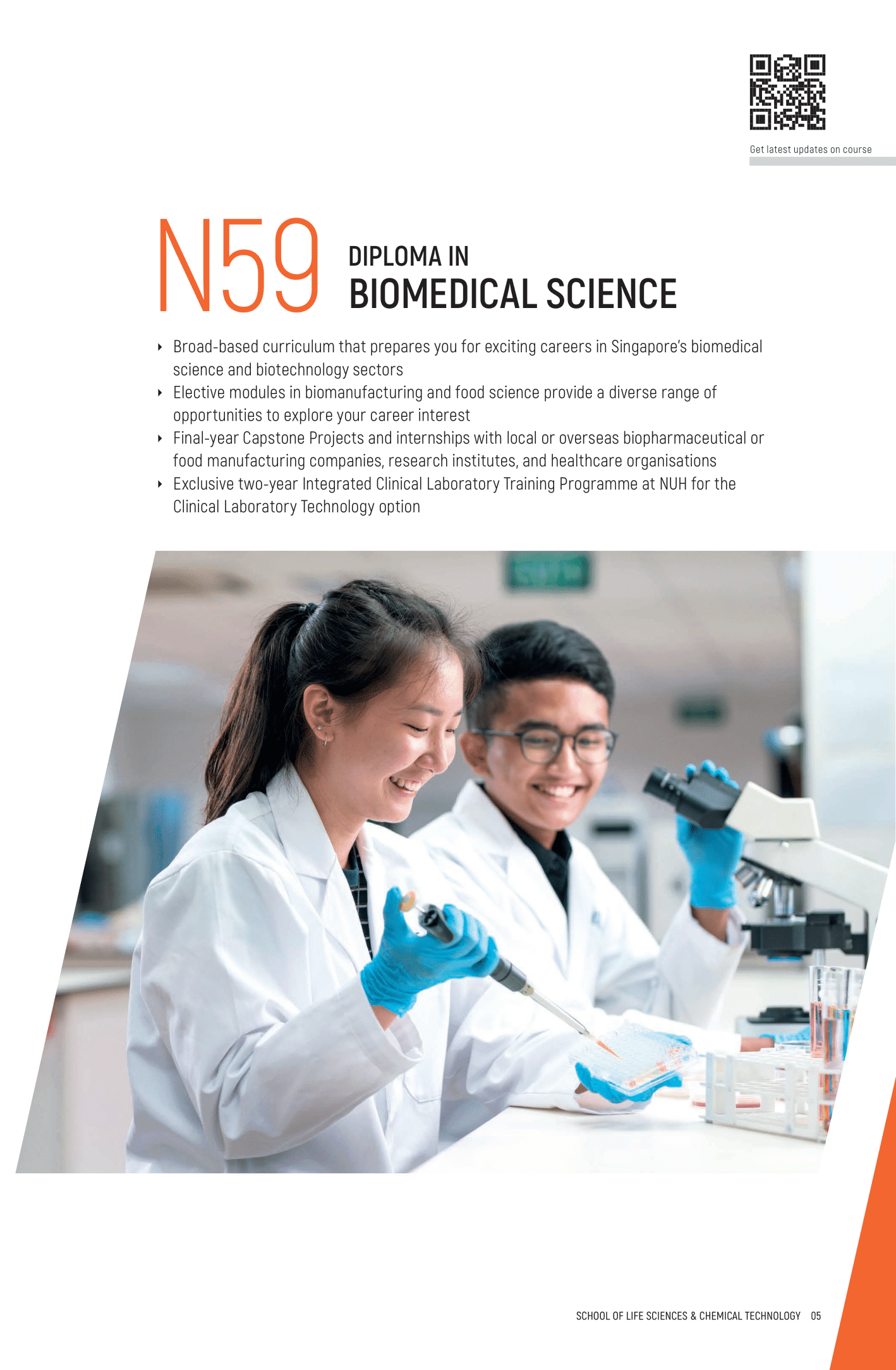School of Life Sciences and Chemical Technology 2020-07