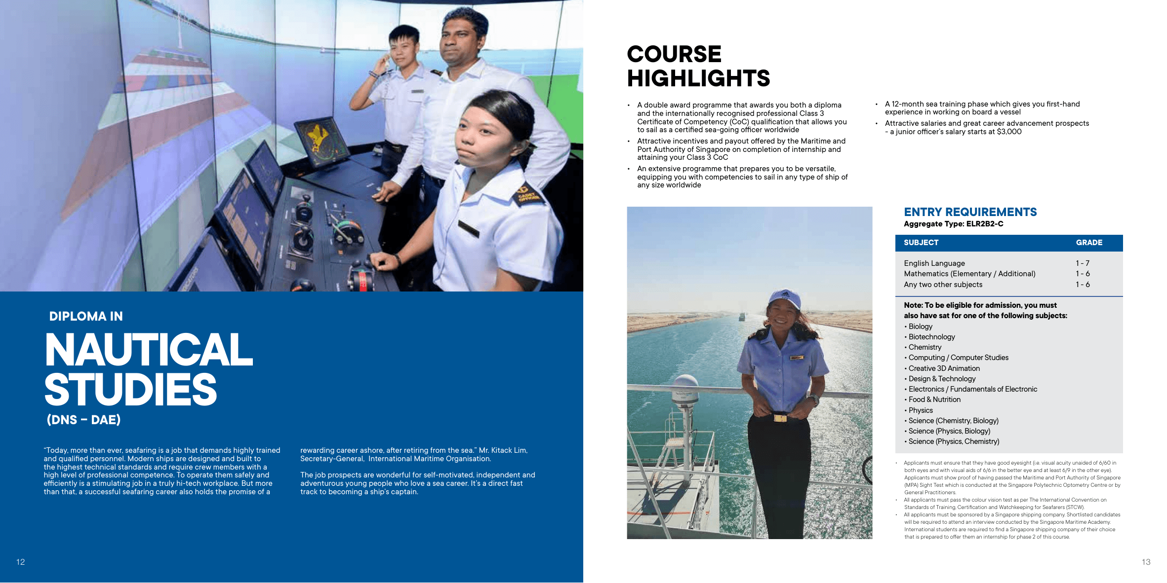 Singapore Maritime Academy 2020 7
