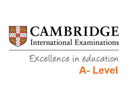 A Level Logo