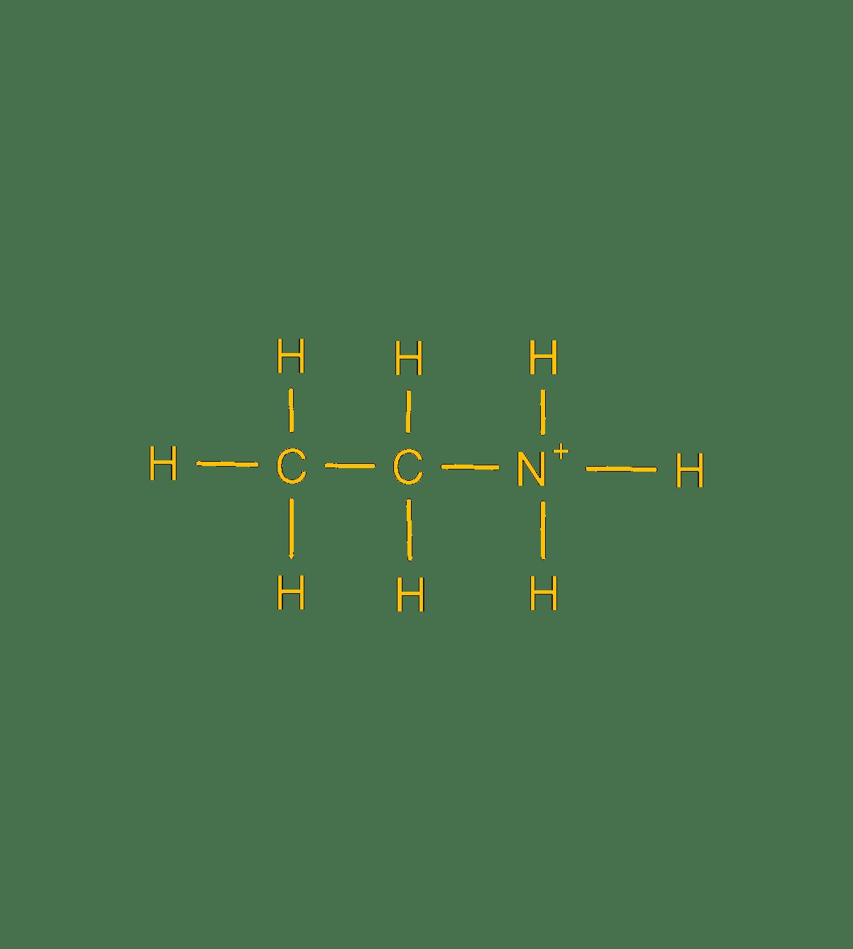 alkyl ammonium