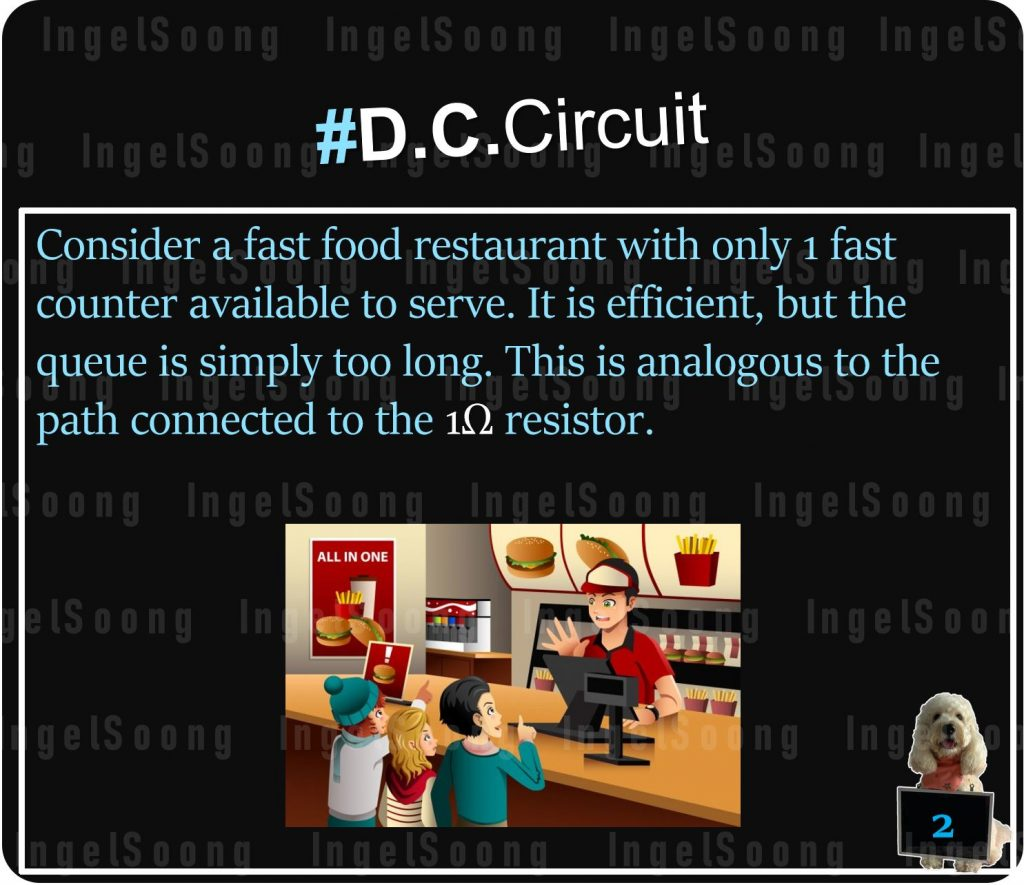 DC Circuit Parallel Resistance 2