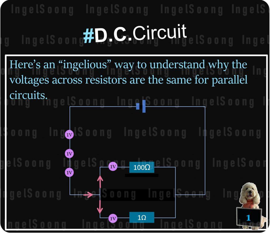 DC Circuit Parallel Resistance 3