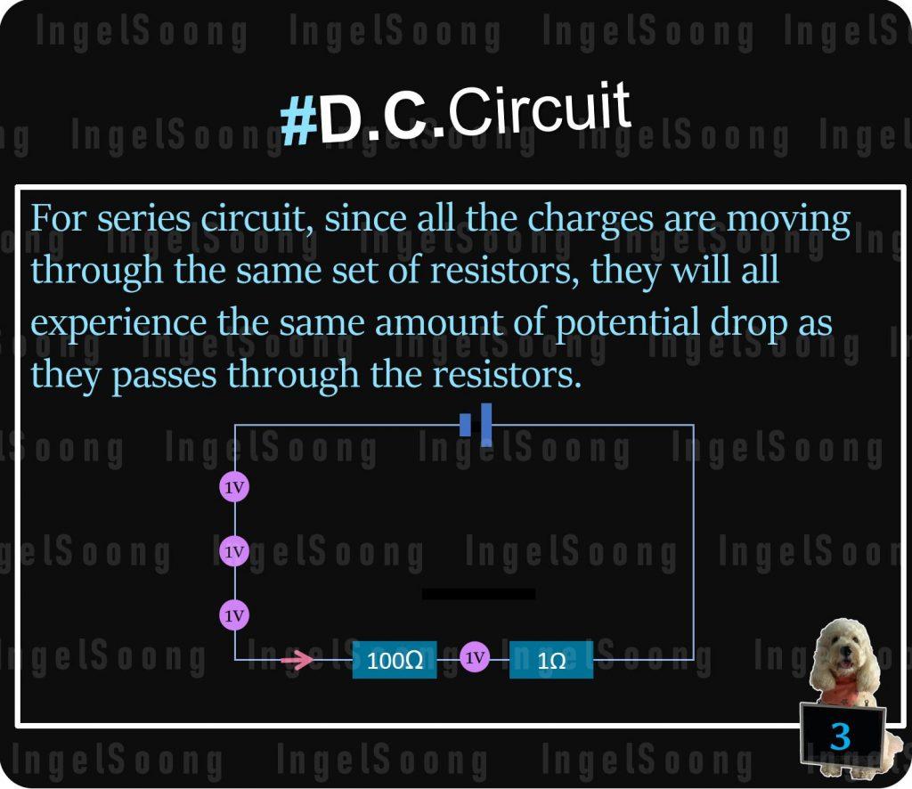DC Circuit Parallel Voltage 3