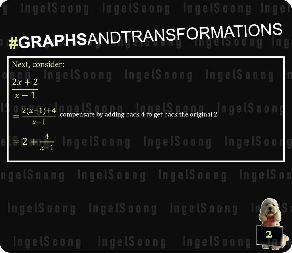 Graphs and Transformations Long Division 2
