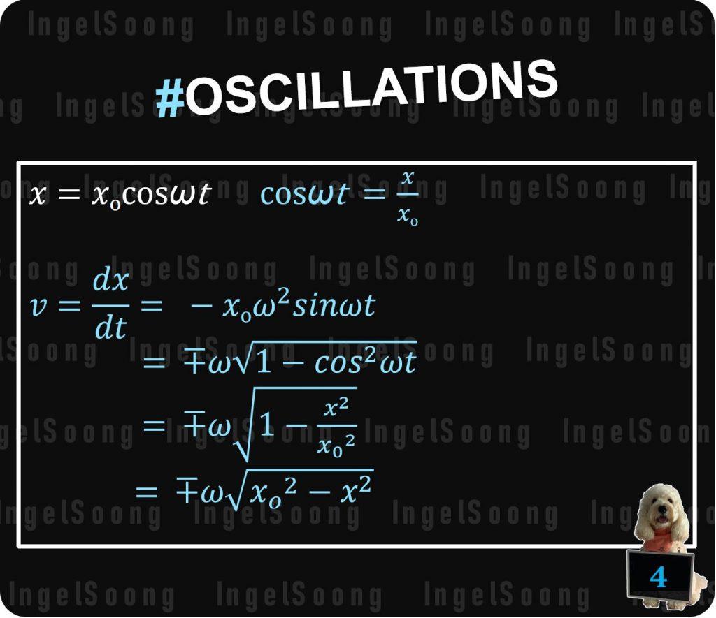 Oscillations summary 4
