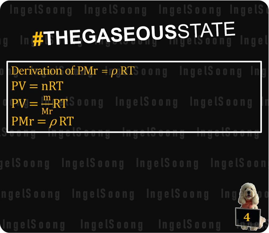 The gaseous state graphs 4